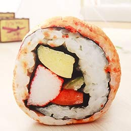 Anstorematealliance Home Textile 70%OFFアウトレット ホームテキスタイルシミュレーション食品ぬいぐるみ枕ソファ枕クッション フィッシュシードライス 店内全品対象 色 Rice Fish Seed : B07S1RLG1V