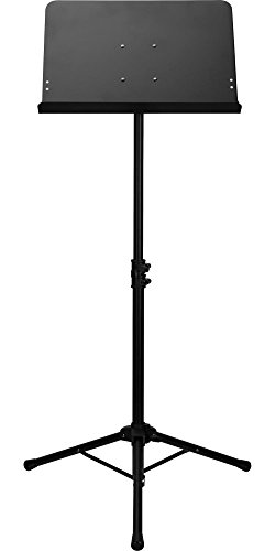 Musician's Gear Deluxe Conductor Music Stand ()