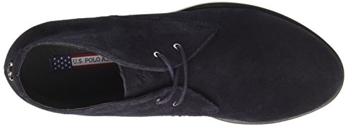 Suede Polacchine s Blue dark polo Blu U Donna Assn Sally AxSOwIBq