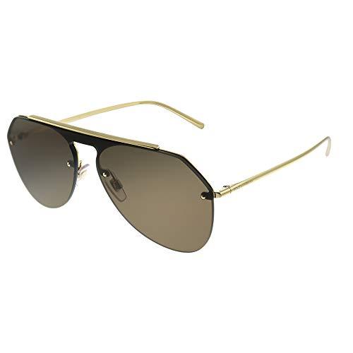 Dolce and Gabbana DG2213 26696 Gold DG2213 Pilot Sunglasses Lens Category 3 ()