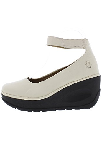 Fly London Vrouwen Jynx877fly Riemchenpumps Wit
