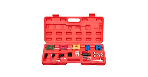 Saab 9000 Cam - Engine Timing Adjustment Locking Tool Kit Carry Case New Durable K&A Company