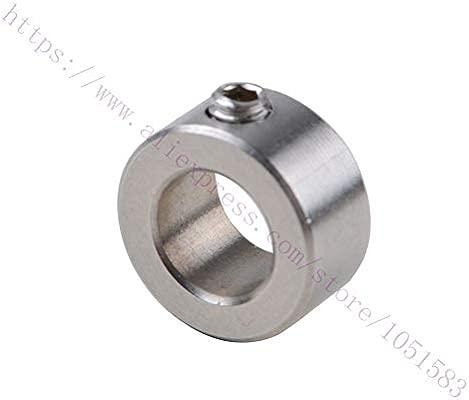 BHPSU 12 piezas de 5 mm 6 mm 8 mm acero inoxidable Openbuilds Lock ...
