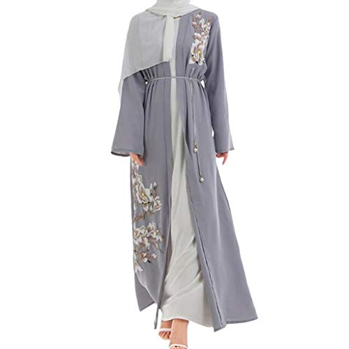 (Plus Size Kaftan Dress Tunic Long Maxi Kimono Caftan Nightdress Beach Party Casual Dress Evening Gown Cocktail)