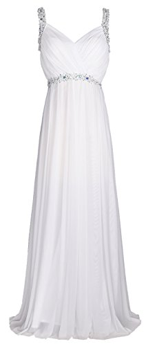 conail Coco Women's Elegant Royal Formal Dresses Wear Long Wedding Party Gowns (S), ()