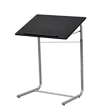Amazoncom GreenForest Simple Portable Table Adjustable Folding