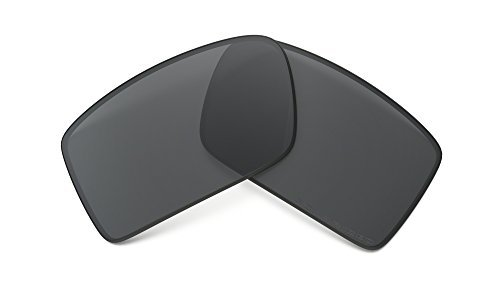 Oakley Gascan Replacement Lenses Black Iridium Polarized