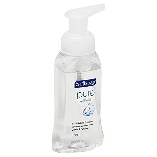 Softsoap Pure Foaming Hand Soap, Fresh, 8 - Foaming Softsoap