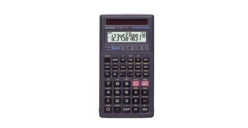 Casio FX-82 SOLAR S Pocket Calculator