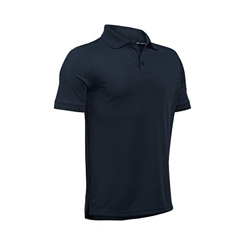 (Under Armour UA Uniform Short Sleeve Polo - Pre-School 5 Glory Blue)