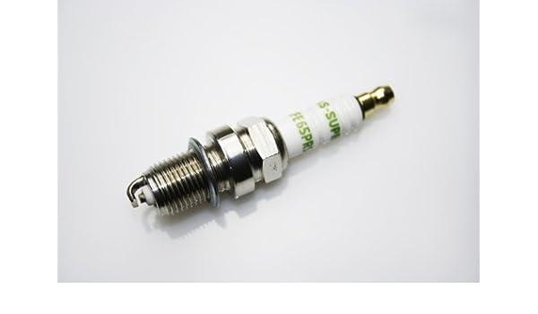 Bujía para 106 (2) Pop Art 106 (2) Pop Art 1.1 44 kW 2000 - 05 - bd TU1JP LPG Auto Gas: Amazon.es: Coche y moto