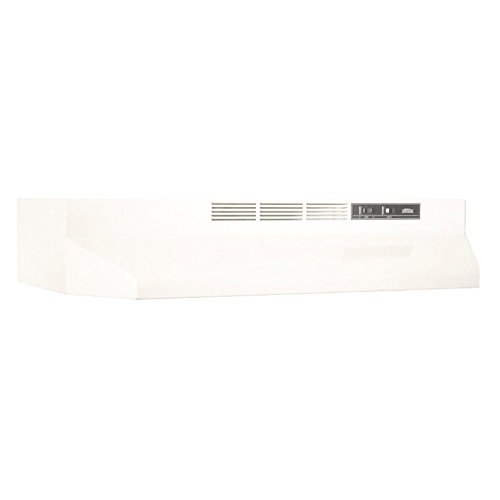 (Broan 414202 Ada Capable Non-Ducted Under-Cabinet Range Hood, 42