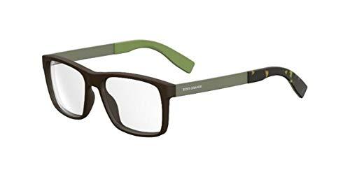 - Eyeglasses Boss Orange B_orange 203 02PA Brown Matte Khk