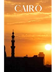 Cairo: Cairo travel notebook journal, 100 pages, contains Egyptian expressions, a perfect Egypt gift or to write your own Cairo travel guide.
