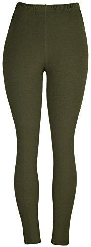 Aenlley Womens Fashion Spandex Leggings product image