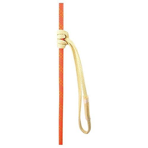 - Sterling Rope 6.8mm Hollow Block Loop, 19-Inch, Beige