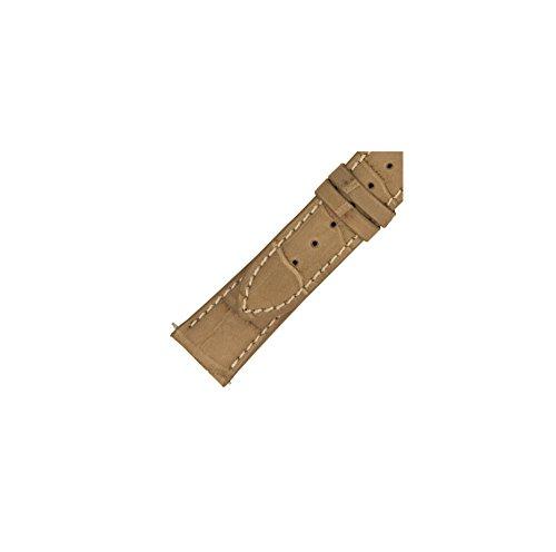 Grey Alligator Strap - 4