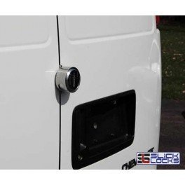 Slick Locks Chevy/GMC Sliding Door Kit Complete with Spinners, Weather covers and Locks by Slick Locks (Image #1)