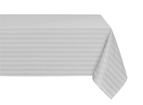 GoodGram Luxurious Hampton Spill Proof Tablecloth