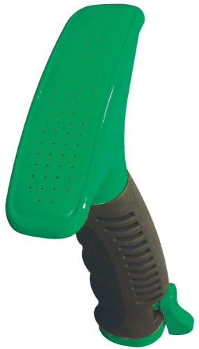 Dramm Sprayer (Dramm 12714 ColorStorm Premium Fan Nozzle with Ergonomic Insulated Grip, Green)