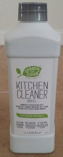 Amway Kitchen Cleaner Refill   Legacy Of Clean   1L  33 8 Fl Oz    Cuts Grease Naturally
