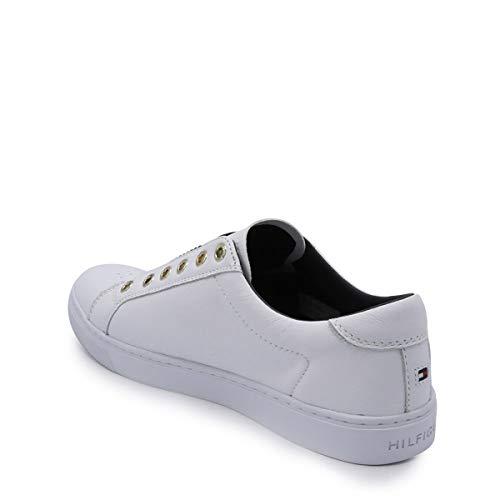 Blanc multicolor Femmes Tommy Hilfigerbaskets Fw0fw03592 Fx0C6R