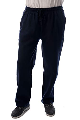 At The Buzzer Mens Sweatpants for Men 34972-NVY-XL Navy