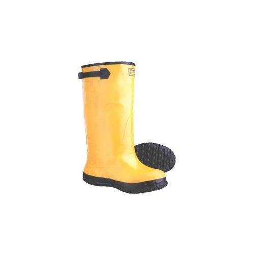 Yellow Rain Boots 17'' Pair of Size 14