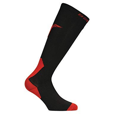 S17 Bauer Core Tall Skate Sock. (Medium) (Bauer Mens Hockey Ice Skates)