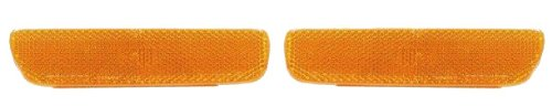 (Lexus RX300 Replacement Side Marker Light Assembly (Amber) - 1-Pair)