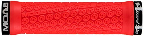 Lizard Skins Moab Lock-On Grip Fire Red, One Size