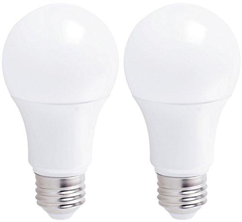 17W ( 100W Equivalent ) 2 Pack A21 LED Light Bulb, 1600 Lumens 2700K Soft / Warm White, E26 Medium Screw Base, UL listed, Energy Star