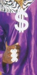Dollar Necklace (Gold Buffalo Necklace)