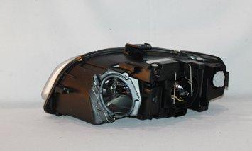 TYC 20-6935-00 Audi A4 Passenger Side Headlight Assembly