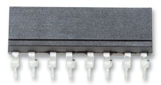 ISOCOM TLP521-4 OPTOISOLATOR, PHOTOTRANSISTOR, 5300VRMS (10 pieces) by ISOCOM (Image #1)