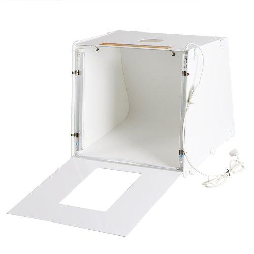 SANOTO 16''x16'' Portable Mini Kit Photo Photography Studio Light Box Softbox MK45