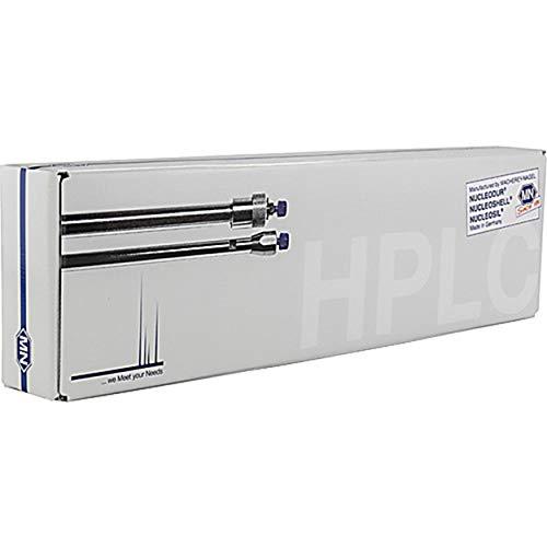 MACHEREY-NAGEL 763534.40 NUCLEOSHELL PFP HPLC Column, Analytical, 2.7µm, 100 mm Length, 4 mm ID, L43 USP ()