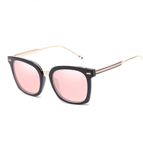 sol nbsp;Yellow Pink sol para de GGSSYY hombre Flip Naranja Gafas nbsp; de On Flip Red Clip nbsp; Unisex Gafas 44zx6OqXUw