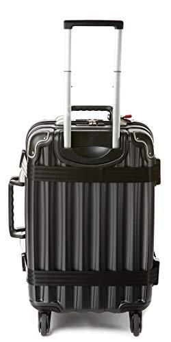 VinGardeValise - Up to 12 Bottles & All Purpose Wine Travel Suitcase (Black) by VinGardeValise (Image #8)
