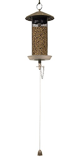 Medium Barrel Nut Tube Bird Feeder Review