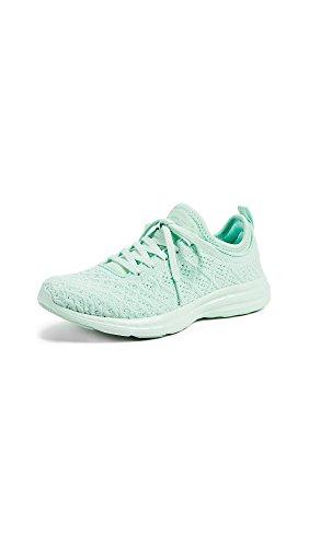 APL: Athletic Propulsion Labs Women's Techloom Phantom Sneakers, Faded Peppermint, 7 M US