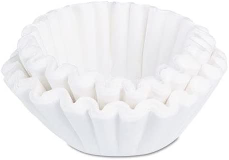Bunn-O-Matic Gourmet504 Commercial Coffee Filters, 1.5 Gallon Brewer, 500/Pack