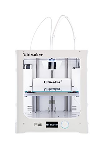 Ultimaker 3 3D Printer - 493 X 338 X 588 mm