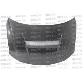 (Seibon HD1112SCNTC-VSII Carbon Fiber Hood VSII Style)
