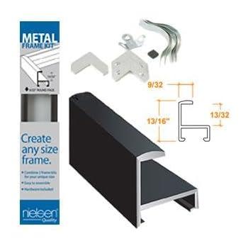 Amazon.com - Nielsen Bainbridge Metal Frame Kit black 28 in ...