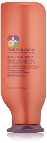 Pureology Reviving Red Reflective Conditioner for Red and Copper Color Treated - Shampoo Red Highlights