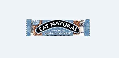 Nutbar De Chocolate Y Cacahuete Saludable   Eat Natural ...