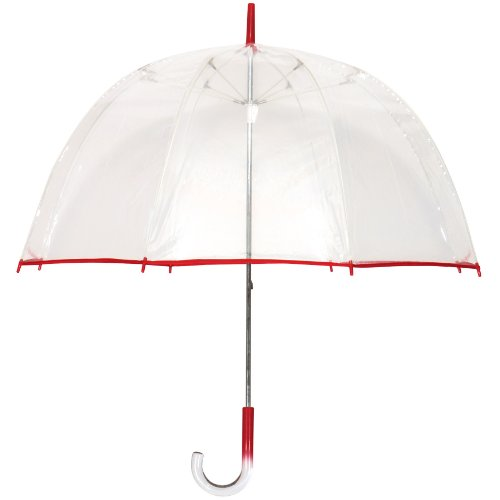 red-trim-tina-t-lollipop-clear-bubble-dome-umbrella