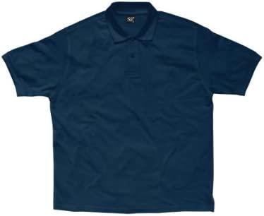 SG SG59F-NB-M - Polo para mujer (talla M, 5 unidades), color azul ...
