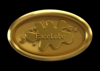 FaceLube Ultra Masculine Men's Anti-Aging Face Care Kit by FaceLube